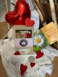 muttertag, geschenk, ballons, verpackung, event, ballonverpackung